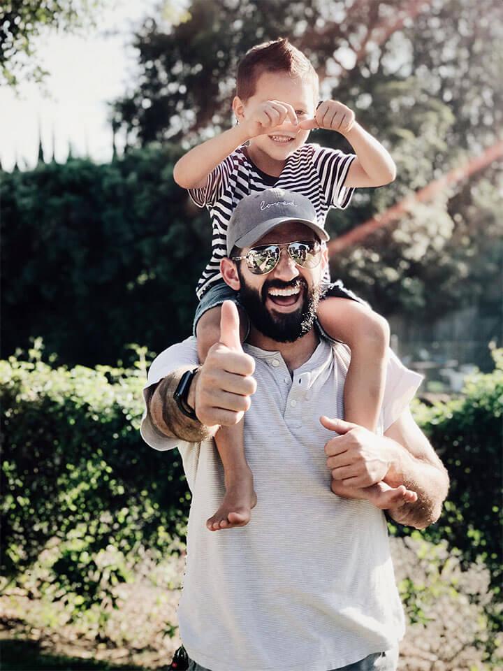 Bőtös Balázs coaching apáknak